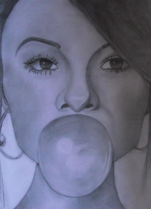 Selena Gomez por Lamia5